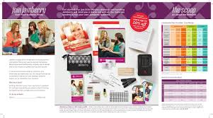 Jamberry Sample Cards Jamberry Host Join Brochure By Bonny L Issuu