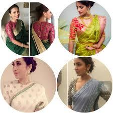best blouse 10 best saree blouse designs of 2017 must saree blouses