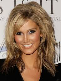 hair styles without bangs medium length layered hairstyles the xerxes