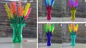 cara membuat bunga dari kertas pita jepang cara membuat origami bunga lavender youtube