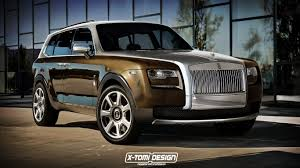 roll royce rouce would you buy rolls royce u0027s cullinan suv if it looked like this