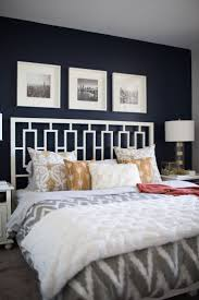 bedroom exquisite navy bedroom walls eclectic bedroom is bold