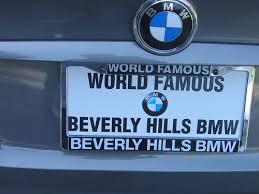 bmw beverly vwvortex com dealer license plate frame