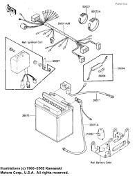kawasaki zx 600 wiring schematic kawasaki wiring diagram