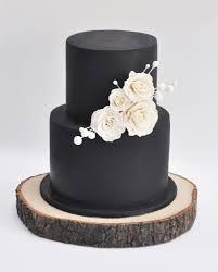 black wedding cake obniiis com