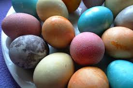 diy easter egg dyes earth eats indiana public media