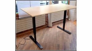 bureau reglable structure pour bureau réglable électrique noc 2