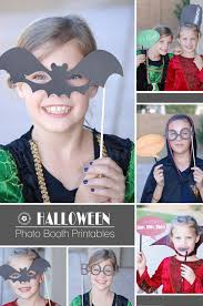 Halloween Photo Booth Props Halloween Photo Booth Props Printables Onecreativemommy Com