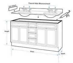 Bathroom Vanity Standard Sizes by Cabinets Standard Sizes Bathroom Vanity Base Cabinet Dimensions