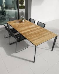 carver dining table dining tables from gloster furniture gmbh