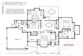 clerestory house plans b squared design studio no warts floor plans