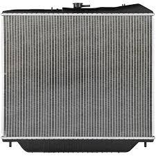 amazon com spectra premium cu1302 complete radiator for isuzu