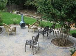 putting patio pavers around a tree gardening landscaping stack
