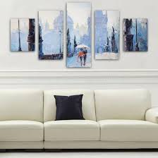 Art For Living Room Online Get Cheap Rainy Day Pictures Aliexpress Com Alibaba Group