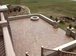 Landscaping Bloomington Il by Prairie View Landscaping Paver Patio Installation In Bloomington