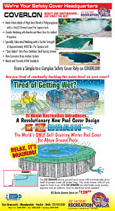 Backyard Pool Superstore Coupon by At Home Recreation
