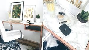 Marble Desk Accessories Marble Desk Green Accessories Clock Desktop Background