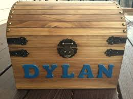 Diy Large Wooden Toy Box by