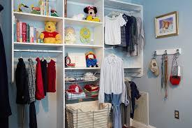 kid friendly closet organization custom closet organizer tailored living