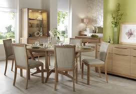 stockholm 120cm extending dining table winsor furniture wn217b
