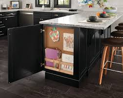 is kraftmaid a cabinet kraftmaid shows us how to make a message center for the