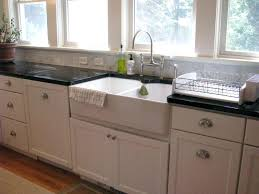 double bowl farmhouse sink with backsplash farmhouse kitchen sink with backsplash erinromito co