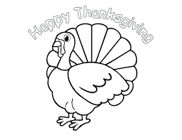 thanksgiving coloring pages for toddlers murs org