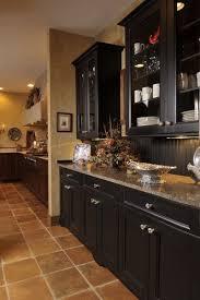 the black kitchen cabinets i like the beadboard backsplash we