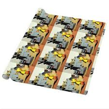 yellow wrapping paper products party accessories wrapping paper page 1 museum of