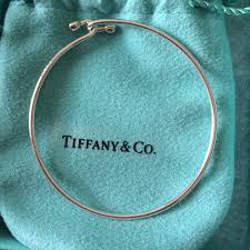 tiffany wire bracelet images Tiffany co jewelry 100 tiffany co wire bracelet poshmark jpg
