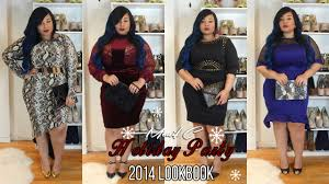 passionjonesz monif c holiday party 2014 fashion look book