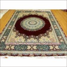 Area Rug Manufacturers Handmade Silk Rug Carpets For Sale 8x10 Area Rugs Gold 240l