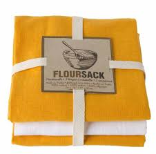 now designs kitchen towels now designs floursack dishtowels 3pk kumquat 064180160770