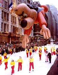 underdog 1965 inflatables thanksgiving