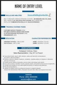 One Page Resume Sample by Free Resume Templates Simple One Page Template Cv Resumes