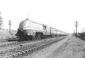 Coronation Scot Trent Valley Lineside Lms 4 6 2 Streamlined Princess Coronation