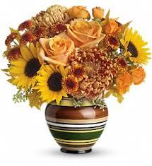 waukesha floral teleflora s harvest stripes bouquet in waukesha wi waukesha floral