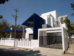 Residential House Plans In Bangalore Modern Villa Designs Bangalore Architect Magazine Ashwin