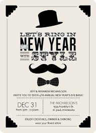 new years tie 59 best new year s invitations images on new years