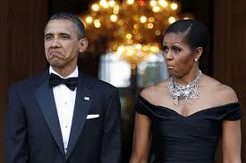 Not Bad Meme Generator - obama with wife not bad blank template imgflip