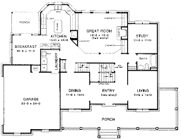 country style house plan 4 beds 4 00 baths 3054 sq ft plan 10 221