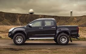 arctic maserati isuzu d max at35 arctic off road special introduced in the uk