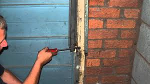 replace spring on garage door how to replace springs u0026 cables on a garador westland mk2 mk3c