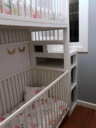 Crib Bed Convertible by Bunk Beds Ikea Kura Bed Convertible Crib With Trundle Bed Crib