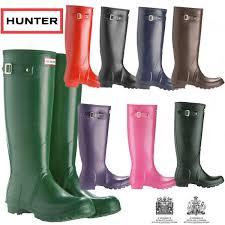 Rainboots Shoes Shop Lead Rakuten Global Market Hunter Rain Boots Long