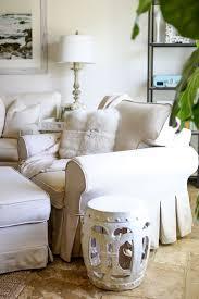 White Armchair Slipcover 42 Best Upholstery Alternative Custom Slipcovers Images On