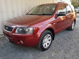 2005 ford territory get that car loan