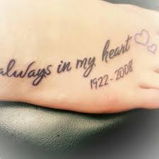 best 25 memorial tattoos grandma ideas on pinterest memorial