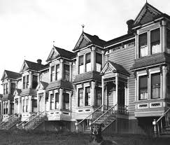 gothic row then mr1 jpg 1500 1276 row houses pinterest