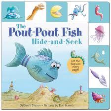 100 pout pout fish coloring pages the pout pout fish goes to